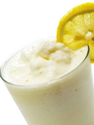Receta de batido cítrico con limón y Naranjas. Naranjas Jiménez #SiLaVidaTeDaNaranjas #NaranjasJimenez www.naranjasjimenez.com
