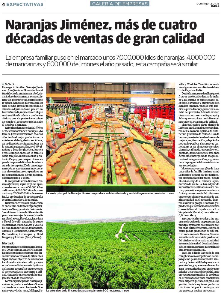 Foto-artículo-trayectoria-empresarial-diario-Ideal-Naranjas-Jiménez