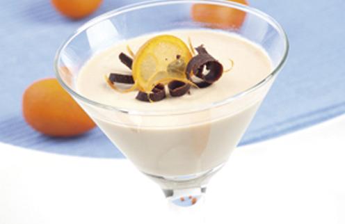 Mousse de Naranja | Recetas - Naranjas Jiménez