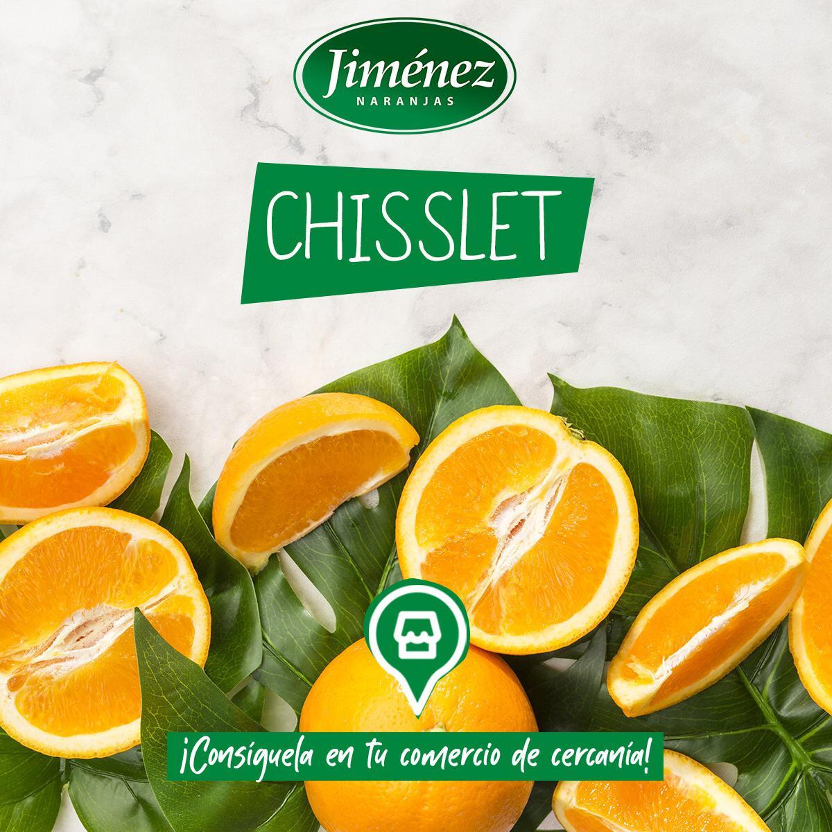 Naranjas Jiménez: variedades - Chisslet