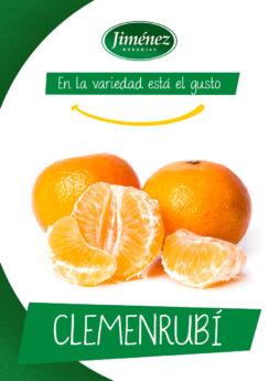Naranjas Jiménez: variedades - ClemenRubí